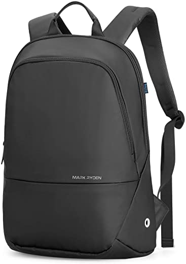 Mark Ryden Laptop Backpack for School Travel Work Stylish Lightweight Casual Student Bookbag Fits 15 Inch Laptop