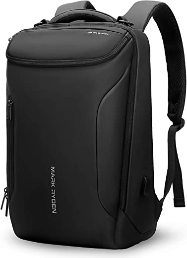 Markryden Water-Proof Business Laptop Backpack for School Travel Work Fits 17.3 Laptop…