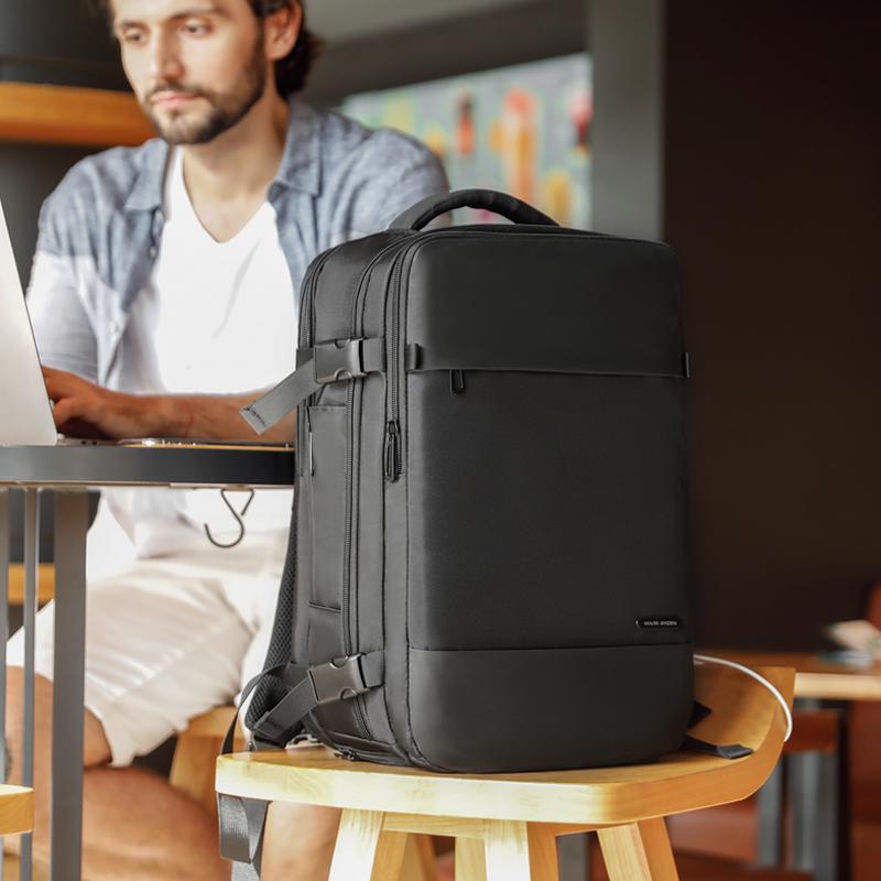 Mark Ryden мужской рюкзак 15,6 сумка для ноутбука обувь рюкзак с карманами дорожные сумки для подростков школьные сумки
