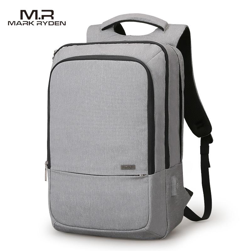 Mark Ryden, Новое поступление, USB подзарядка, дизайн, высокая емкость, рюкзак для путешествий, 180 градусов, дизайн, подходит для 15,6 дюймового ноутбука