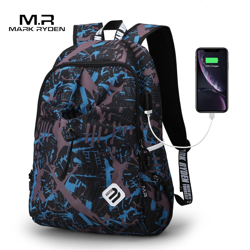 Марка Райден рюкзак студенческий водоотталкивающий нейлоновый рюкзак мужской Материал Escolar Mochila качественная брендовая сумка для ноутбука школьный рюкзак