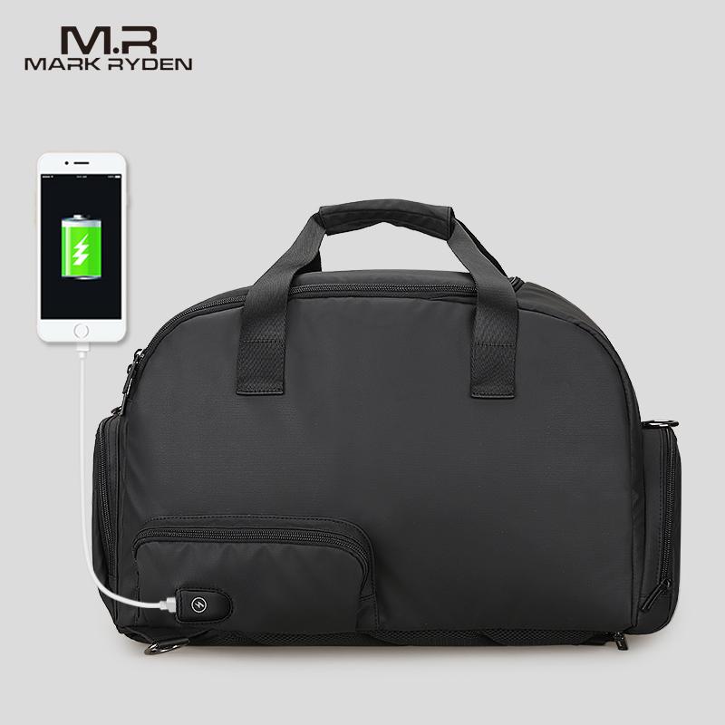 Мужская дорожная сумка для багажа