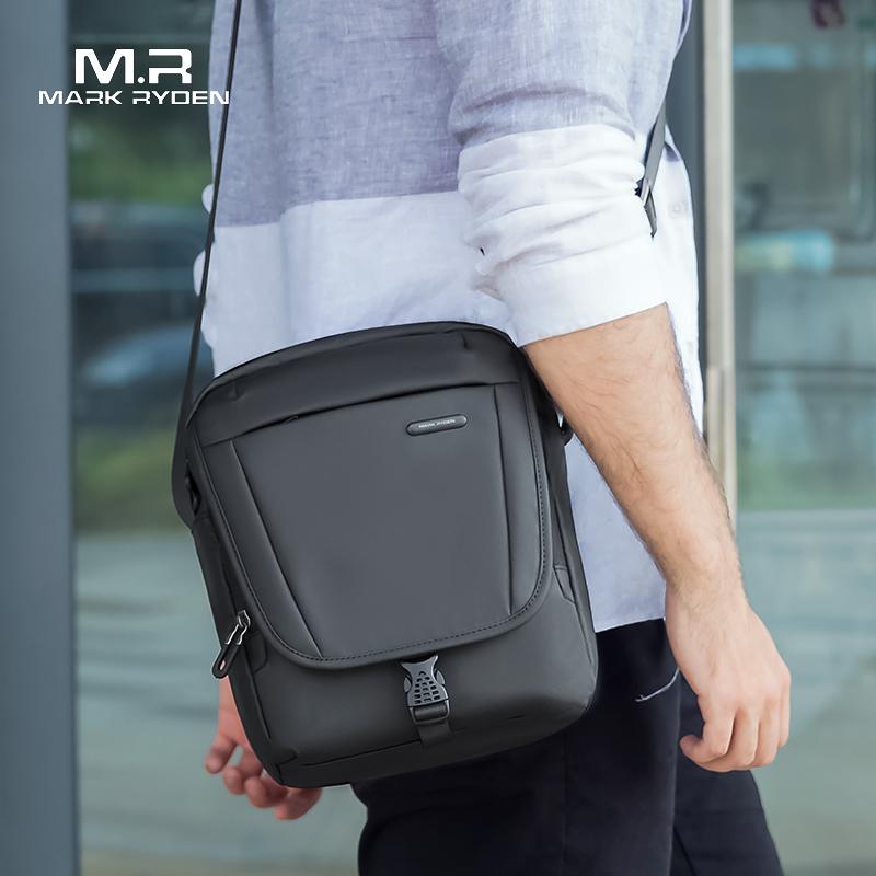 Mark Ryden мужская сумка мессенджер высокого качества водонепроницаемая сумка на плечо для мужчин Деловая дорожная сумка через плечо| | | АлиЭкспресс