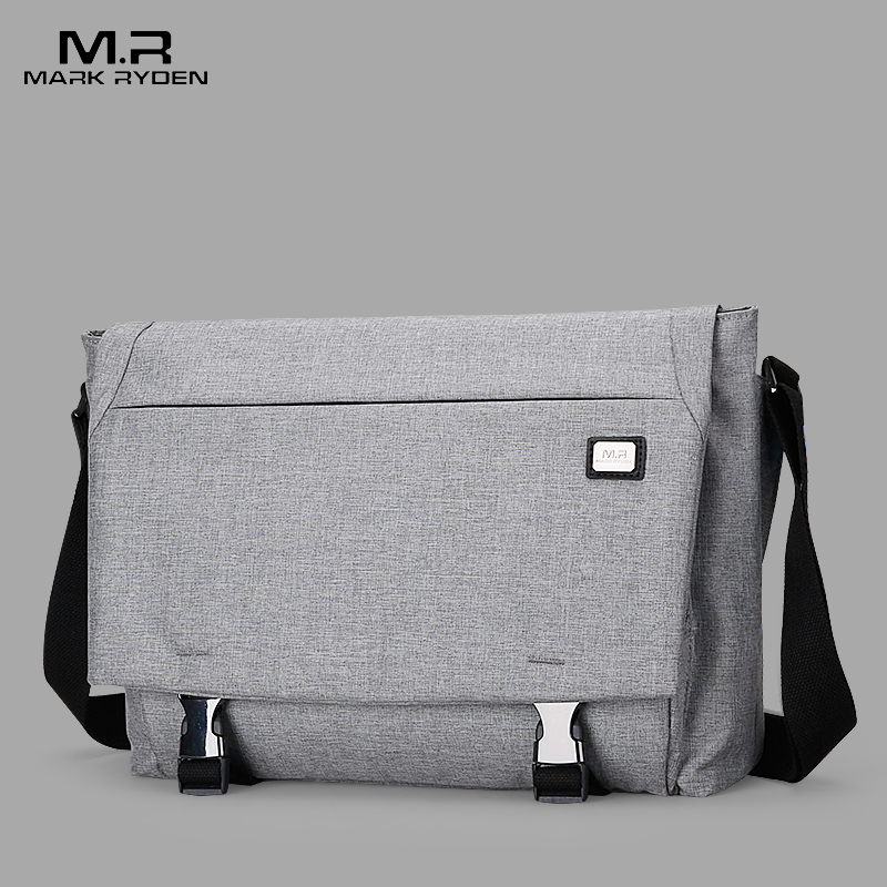 Мужская водоотталкивающая сумка Mark Ryden, Повседневная деловая сумка через плечо, 2019|shoulder bags|crossbody bags for menbag business | АлиЭкспресс