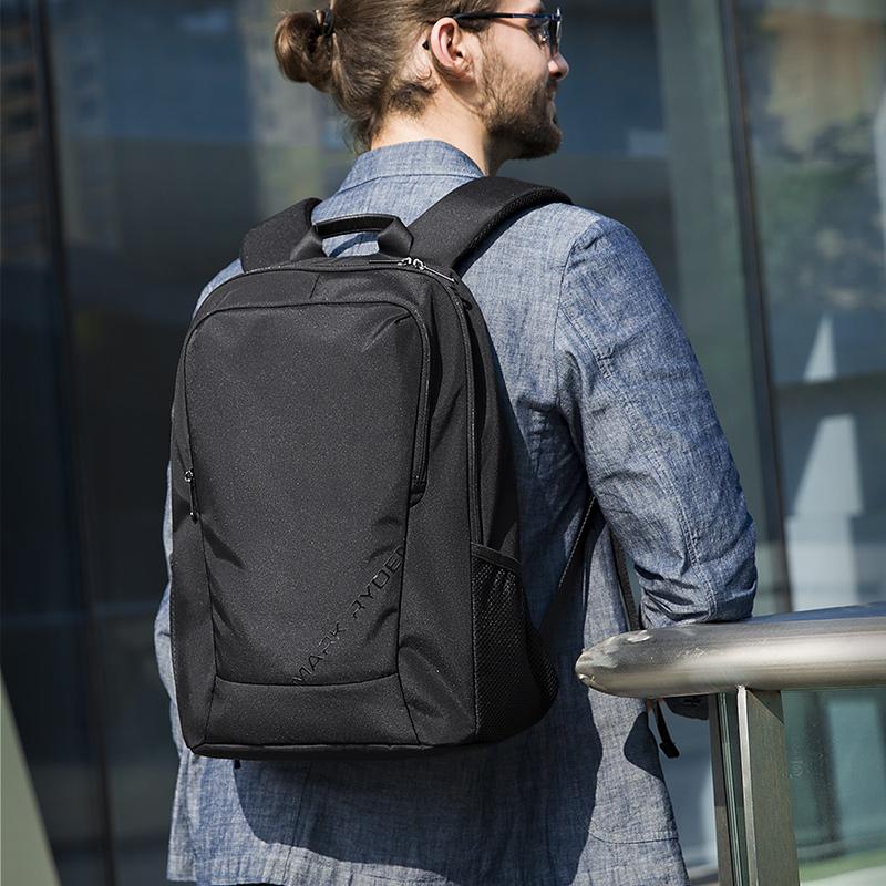 Мужской непромокаемый рюкзак Mark Ryden, черная многофункциональная Ультралегкая деловая сумка для ноутбука 15,6 дюйма, 2020|Рюкзаки| | АлиЭкспресс